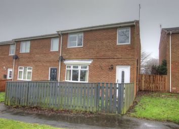 3 bed terraced house for sale in Byron Close, Stanley DH9