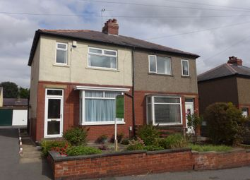 Thumbnail 3 bed semi-detached house for sale in Rose Avenue, Marsh, Huddersfield, West Yorkshire