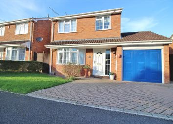 Thumbnail 3 bed detached house for sale in Cross Close, Fremington, Barnstaple