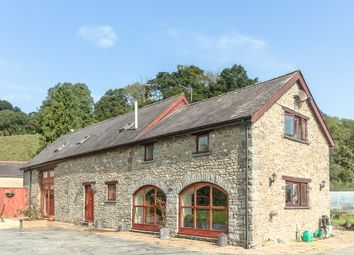 Thumbnail 4 bed detached house for sale in Pantllwyfen Barn, Llandovery