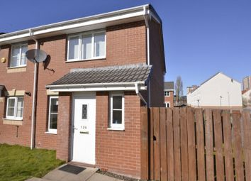 Thumbnail 3 bed end terrace house for sale in Newhouse Road, Glasgow