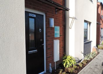 3 bed town house to rent in Ross Walk, Leicester LE4