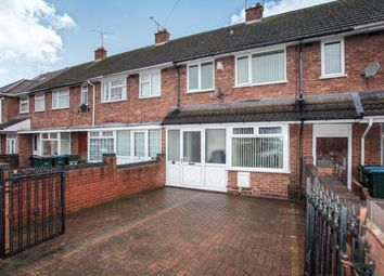 Thumbnail 3 bed terraced house for sale in Barston Close, Longford, Coventry, West Midlands