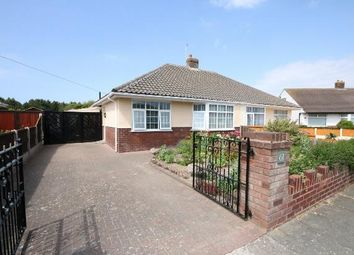 Thumbnail 2 bed semi-detached bungalow for sale in Mark Road, Hightown, Liverpool