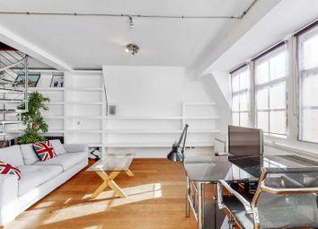 Thumbnail Flat to rent in Berners Street, Fitzrovia W1