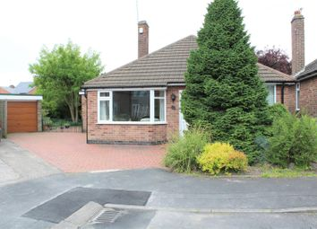 Thumbnail 3 bed detached bungalow for sale in North Avenue, Coalville
