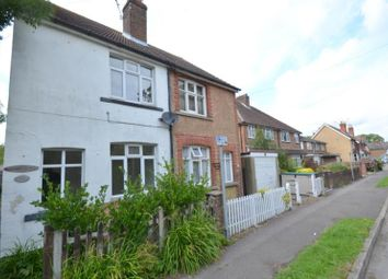 Thumbnail 3 bed semi-detached house to rent in Church Road, Horley