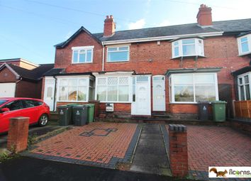 Thumbnail 3 bed terraced house for sale in Westminster Road, Rushall, Walsall