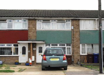 Thumbnail 3 bed terraced house to rent in Portsea Road, Tilbury, Essex