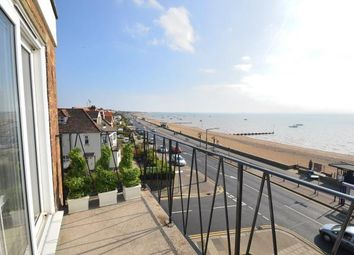 Thumbnail 2 bed flat for sale in Eastern Esplanade, Thorpe Bay, Essex