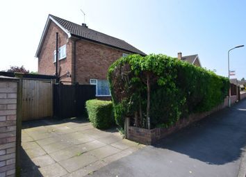 Thumbnail 4 bed detached house for sale in Harrowgate Drive, Birstall, Leicester