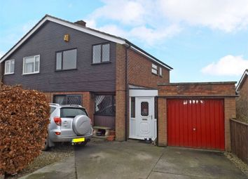 Thumbnail 3 bed semi-detached house for sale in Penhill Court, Northallerton, North Yorkshire