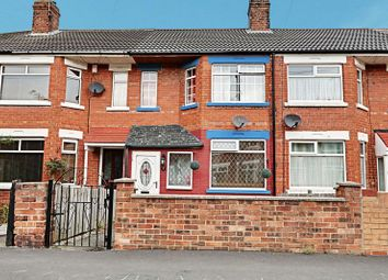 Thumbnail 3 bed terraced house for sale in Astoria Crescent, Hull