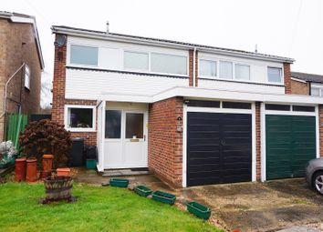 Thumbnail 3 bedroom semi-detached house for sale in Kelvington Close, Croydon