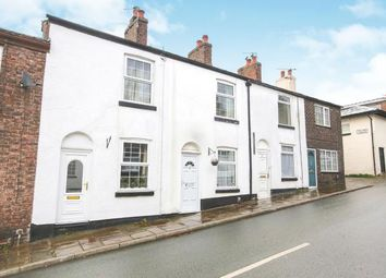 Thumbnail 2 bed terraced house for sale in Hollins Road, Macclesfield, Cheshire