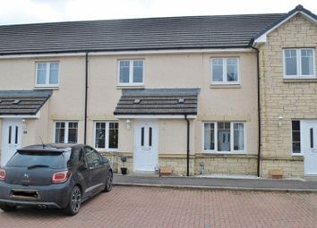 Thumbnail 2 bed terraced house for sale in Talorcan, Alloa