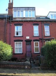 Thumbnail 3 bed terraced house to rent in Haddon Avenue, Leeds