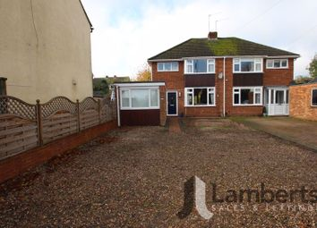 Thumbnail 3 bed semi-detached house for sale in Alcester Road, Studley
