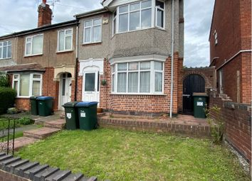 Thumbnail 3 bed end terrace house for sale in Hocking Road, Coventry