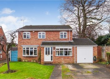 Thumbnail 4 bed detached house for sale in Woodthorpe Park Drive, Wakefield