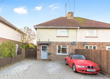 Thumbnail 3 bed semi-detached house for sale in Cuckfield Road, Hurstpierpoint, Hassocks, West Sussex