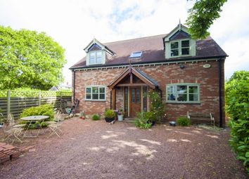 Thumbnail 3 bed detached house for sale in Rose Villa Nantwich Road, Wrenbury, Nantwich