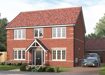 """Thumbnail 4 bed detached house for sale in """"The Lathbury"""" at Leger Way, Intake, Doncaster"""
