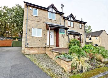Thumbnail 2 bed semi-detached house to rent in Torrani Way, North Wingfield, Chesterfield, Derbyshire