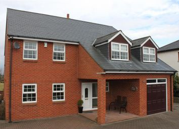 Thumbnail 4 bed detached house to rent in High Grainge, Monkhill, Carlisle