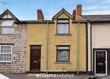 Thumbnail 2 bed terraced house for sale in Mwrog Street, Ruthin