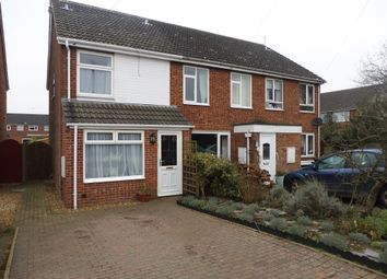 Thumbnail 2 bedroom semi-detached house for sale in Old Yarmouth Road, Sutton, Norwich