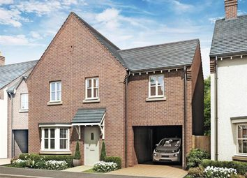 Thumbnail 4 bed detached house for sale in Station Road, Earls Barton, Northampton