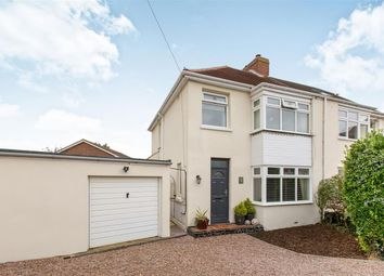 Thumbnail 3 bed semi-detached house for sale in Windsor Road, Portchester, Fareham
