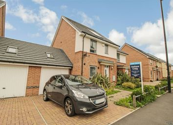 Thumbnail 3 bed semi-detached house for sale in Hazeldene Avenue, Kenton, Newcastle Upon Tyne