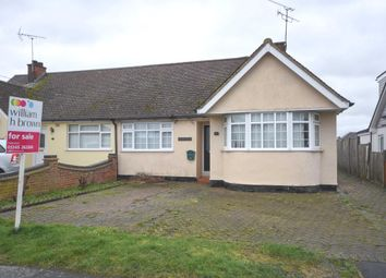 Thumbnail 3 bed semi-detached bungalow for sale in Erick Avenue, Broomfield, Chelmsford