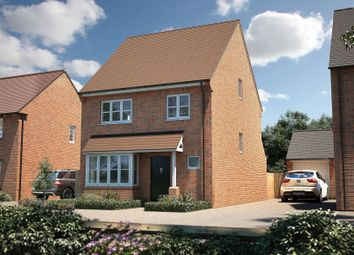 "Thumbnail 4 bed detached house for sale in ""The Hemsley"" at Deardon Way, Shinfield, Reading"