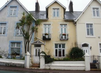 Thumbnail 1 bed flat to rent in Belgrave Road, Torquay