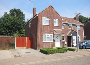 Thumbnail 2 bed semi-detached house to rent in Templar Road, Braintree