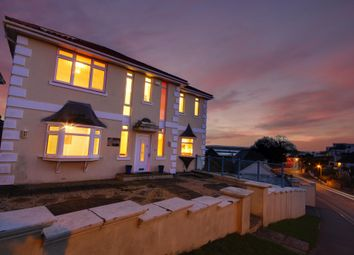 Thumbnail 4 bedroom detached house for sale in Sherwood Avenue, Poole, Dorset