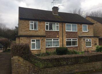Thumbnail 2 bed maisonette to rent in Sedgemoor Road, Stonehouse Estate