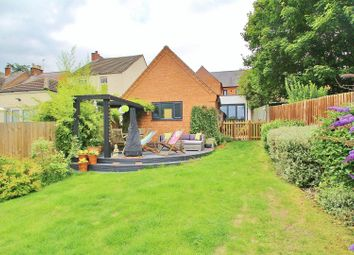 Thumbnail 3 bed detached house for sale in Woodgate, Rothley, Leicestershire