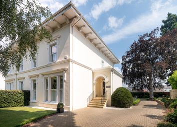 Thumbnail 6 bed semi-detached house for sale in Pittville Crescent, Cheltenham, Gloucestershire