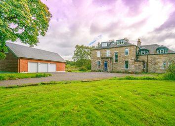 Thumbnail 8 bed property for sale in Westoun House, Westoun, Lanark