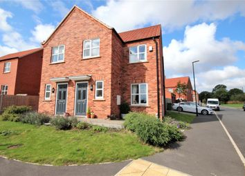 Thumbnail 3 bed semi-detached house to rent in Appletree Lane, Laceby