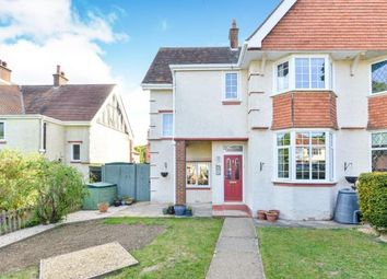 Thumbnail 5 bedroom semi-detached house for sale in Camp Hill, Newport, Isle Of Wight