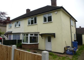 Thumbnail 2 bed semi-detached house to rent in Oregon Way, Chaddesden, Derby