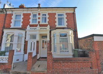 Thumbnail 3 bed end terrace house for sale in Ripley Grove, Portsmouth