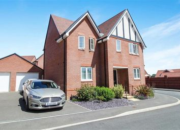 Thumbnail 4 bed detached house for sale in Hewetson Way, Bideford