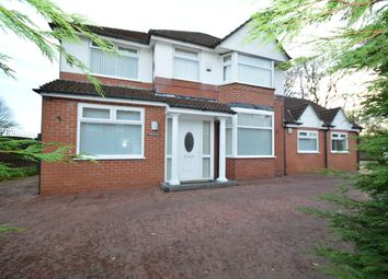 Thumbnail 4 bedroom detached house for sale in St Margarets Road, Prestwich, Manchester