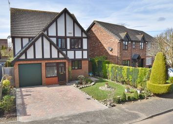 4 bed detached house for sale in Primrose Drive, Park Farm TN23